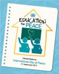 Education for Peace Poster