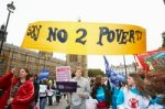 Say no 2 poverty