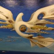 UN Peace art