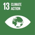 English Climate Action Logo