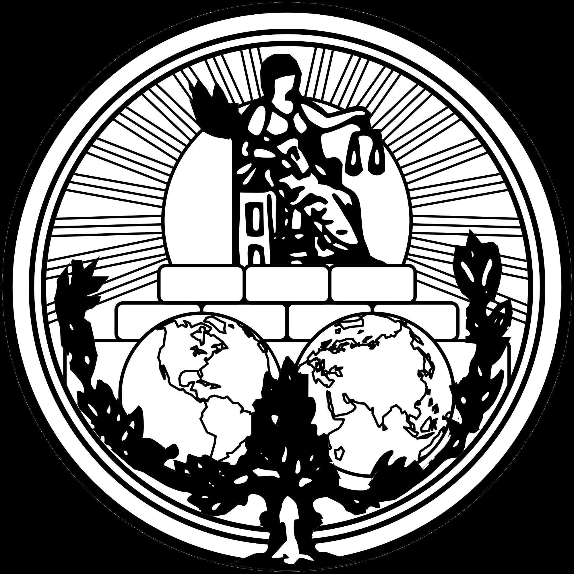 Resultado de imagen para international court of justice logo
