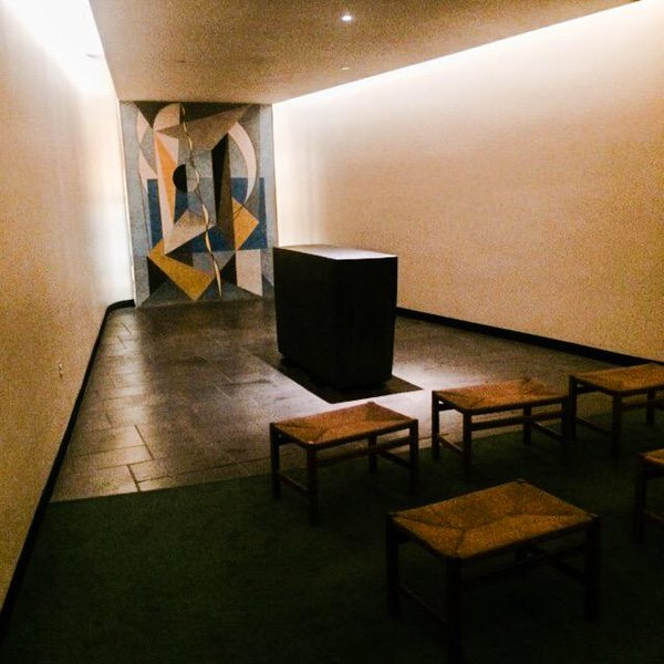 United Nations New York Meditation Room